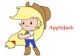 Applejack in EarthBound