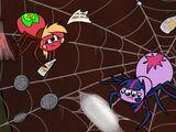 Rainbow Dash Presents: Spiderses