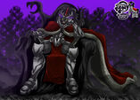 King Sombra by mauroz