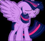 Alicorn Twilight by artist-jerick