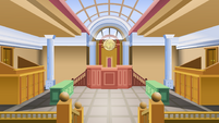 Equestrian Courtroom 1st design by TheAljavis