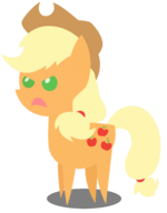 Bbbff Applejack by Scourge707