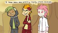 My Life as a Teenage Dragon