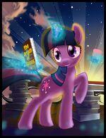 Twilight Sparkle by artist-semajz