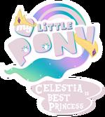 Princess Celestia is best pony by artist-jamescorck