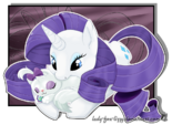 Artist lady-fox-lizzy Opalescence Rarity