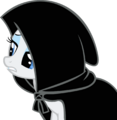 Cloaked Rarity by munkypoo7.png