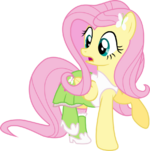 Fluttershy equestria girls outfit by jeatz axl