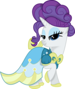 Rarity alternate dress by artist-implatinum