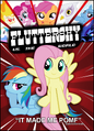 Fluttershy VS the world.png