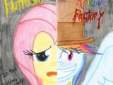 Fluttershy and the Rainbow Factory