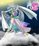 Princess Celestia by mauroz