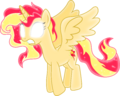 God Mode Princess Sunset Shimmer by TheShadowStone.png