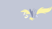 Derpy hooves minimal wallpaper by kitana coldfire-d4b6p4r