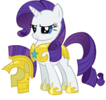 Rarity Royal Guard