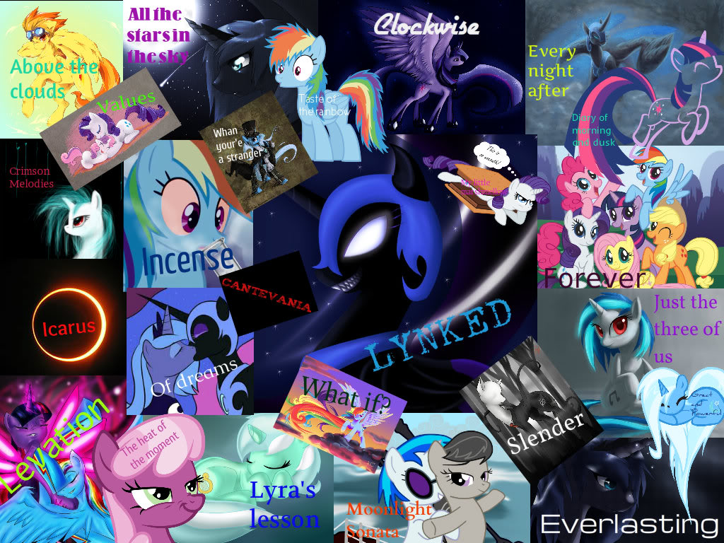 Lynked | My Little Pony Fan Labor Wiki | FANDOM powered by Wikia