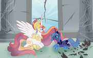 Put the differences behind by xycuroisawesome108