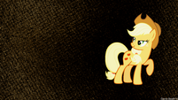 Applejack background wallpaper by artist-game-beatx14