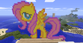 FANMADE Minecraft-fluttershy.png