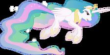 Princess Celestia tired by artist-90sigma