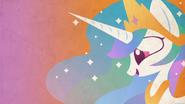 Princess Celestia wallpaper by artist-foxy-noxy