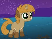 Mlp fim children of the night gari by brunty99-d6gxnq9