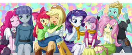 Onee-chans by uotapo