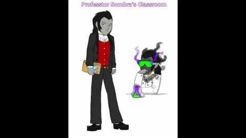 VA Skype Calls - Professor Sombra's Classroom
