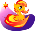 Sunset Shimmer Do you REALLY like me by Katlyon.png