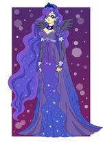 Mlp human princess luna by sailor serenity-d4f6ydp
