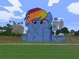 Ponies in Minecraft/Gallery