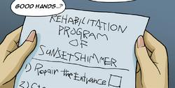 ASSIGNMENT comic panel crop