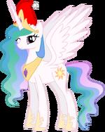 Princess Celestia by artist-n0m1
