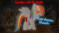 Cupcakes 2: Life of Death Rainbow Dash
