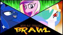 Princess of the Brawl by artist-pinkanon
