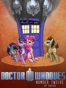 Doctor Whooves Number Twelve by CyberToaster
