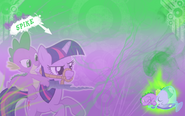 Fim spike wallpaper by milesprower024-d3f4c8q