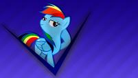 Rainbow Dash wallpaper by artist-overmare