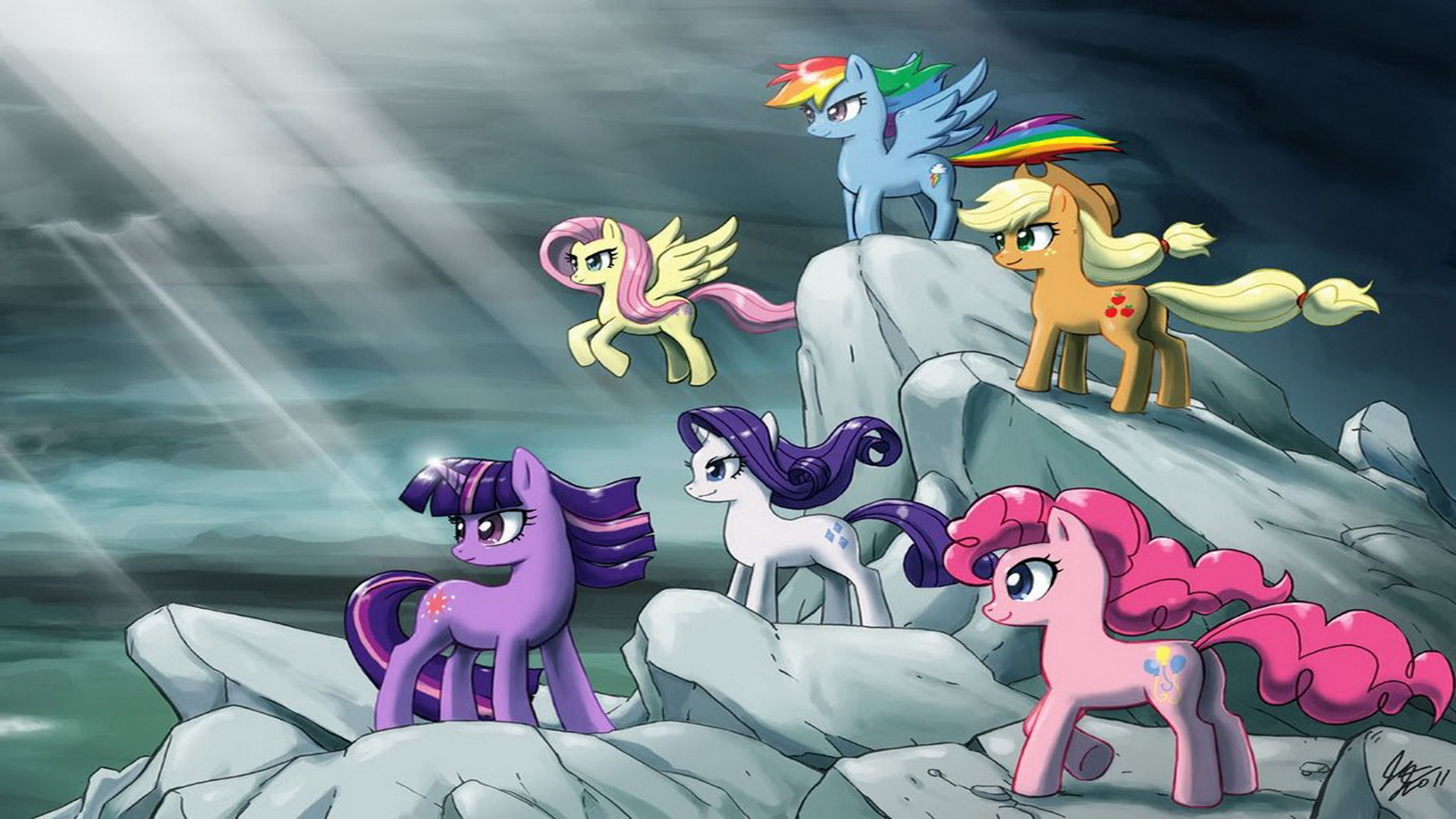 image - my little pony friendship is magic's wallpaper | my