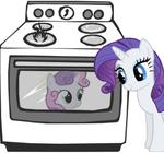 Sweetie oven