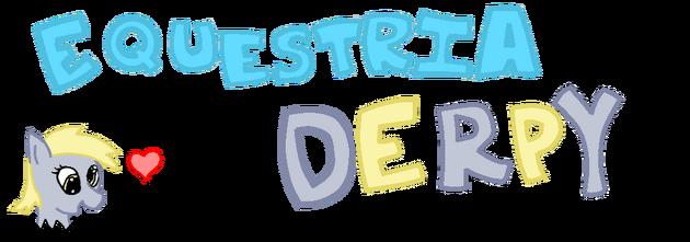 EqD Halloween Banner - Derpy
