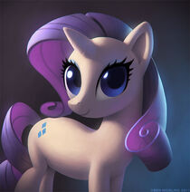 Rarity with shading