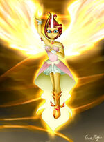Sunset phoenix by teammagix