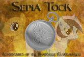 Sepia Tock Cover