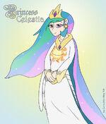 Human princess celestia by gonzahermeg-d3h1jwe