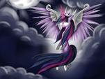 Princess Twilight Sparkle by artist-mblood