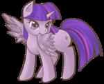Alicorn Twilight by artist-ciela