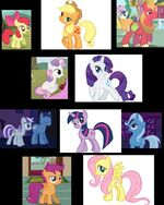 Siblings and Family by DuplexFields