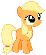 Filly Applejack