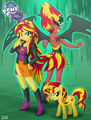 Equestria Girls Sunset Shimmer by uotapo.jpg